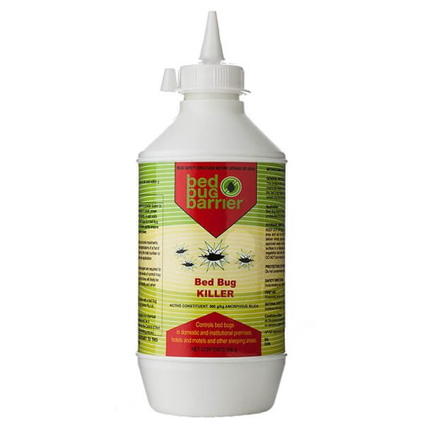 bed bug killer powder